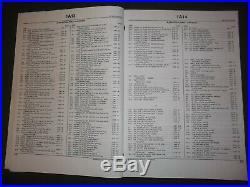 John Deere 80 Excavator Parts Manual Book Catalog Pc-2710