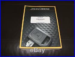 John Deere 85d Excavator Parts Catalog Manual Pc10075