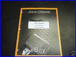 John Deere 892d LC Hyd. Excavator Parts Catalog