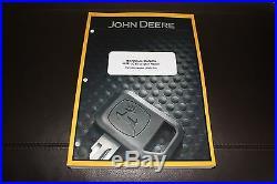 John Deere 892e LC Excavator Repair Service Technical Manual