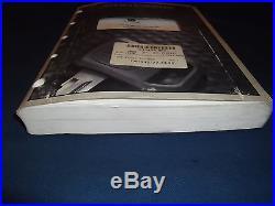 John Deere 892e LC Excavator Technical Service Shop Repair Manual Book Tm1542