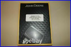 John Deere 8.1l 6081hf070 Powertech Engine Level 9 Service Manual Ctm255