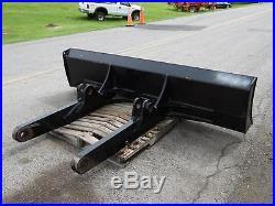 John Deere 8' MIDI Excavator Dozer Knockdown Blade