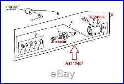 John Deere At115457 Solenoid Valve Assy Re24904, Ah130949 Excavator