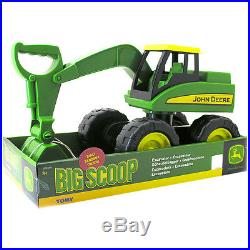 John Deere Big Scoop Excavator