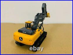 John Deere E360 Rock Arm Excavator/Hammer 1/50 Scale Diecast/Resin Model