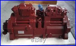 John Deere Excavator 690E #AT179558 Hydraulic Variable Main Pump