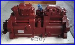 John Deere Excavator 690/693D Propel Motor STD