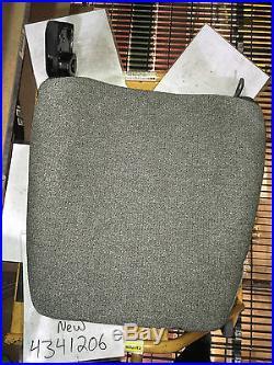 John Deere Excavator Seatback-Part #4341206 490E, 690ELC, 790ELC, 892ELC, 992ELC