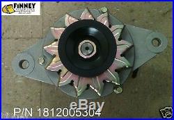 John Deere Hitachi Zaxis 110 120 160 200 225 230 Alternator 1812005304 Excavator