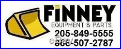John Deere Locking Fuel Tank Cap ZTS excavator 4363380