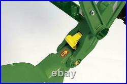 John Deere Mobile 360 Degree Excavator Rolly