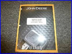 John Deere Model 644K Loader Shop Service Repair Technical Manual Book TM10695