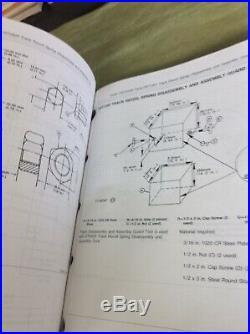 John Deere Model 892E LC Excavator Service Repair Technical Manual TM1542 Book