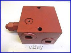 John Deere Pressure Relief Valve 4639754 Oem Brand New Backhoe Excavator 005