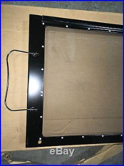 John Deere Radiator Screen Part #AT177464, Excavator 230LCR, 230LCD, 270LC