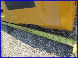 John Deere Replacement Side Door Panel Cover For 26G Excavator Digger Body