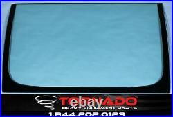 John Deere T396404 4457161 Excavator Lower Front Windshield Cab Glass