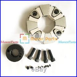 Main Hydraulic Pump Coupling Assy 4191663 for John Deere Excavator 892DLC 892ELC