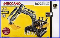 Meccano 380G John Deere Excavator