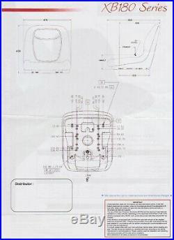 Micro / Mini Digger / Excavator / Dumper / Tractor / Mower / Seat Milsco Xb180