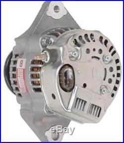 NEW 12V 55A ALTERNATOR JOHN DEERE EXCAVATOR 35D ZTS 50D ZTS AM809216 LVA12467