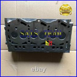 NEW 3TNV76 Complete Cylinder head fit Yanmar Engine JOHN DEERE Excavator TRACTOR
