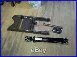 NEW 40MM MINI EXCAVATOR HYDRAULIC THUMB JOHN DEERE Takeuchi Cat 303 IHI 35