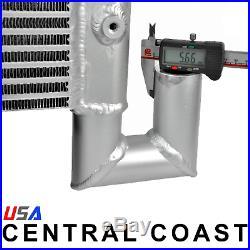 NEW Aluminum Hydraulic Oil Cooler for John Deere 490E Excavator