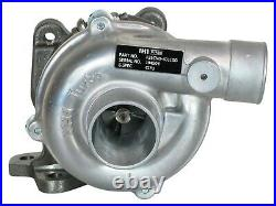 NEW IHI RHF3 Turbo John Deere Hitachi Excavator Isuzu 4LE2 Diesel VA410110 CIFU