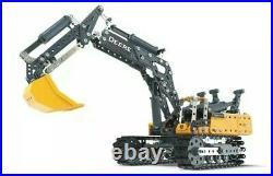 NEW Meccano Erector Set John Deere 380 G Excavator w Hydraulics 10+ LP68680