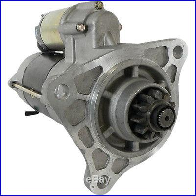 NEW STARTER JOHN DEERE 450D 600C 650D 800C 850D EXCAVATOR M9T80971 1811003413