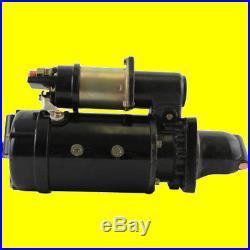 NEW STARTER JOHN DEERE EXCAVATOR 892D LC 892E LC 1989-On w 466 6078 Diesel Eng