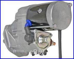 New Starter Motor John Deere Excavator 270lc 330clc 3554 228000-7411 2280007411