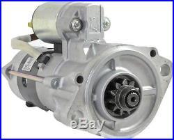 New 11 Tooth 3.2kw Plgr Starter Motor Fit John Deere Excavator 80c Cc4jg1 Diesel