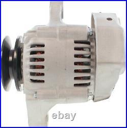 New 12V 35A Alternator fits JOHN DEERE EXCAVATOR 50 ZTS 50C ZTS ISUZU 8972251170