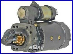 New 24v 10t Cw DD Starter Fit Motor John Deere Excavator 690d 790e 892d 10479179