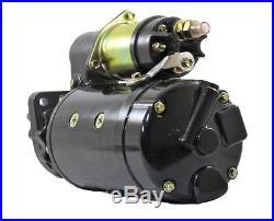New 24v 10t Cw Starter Motor Fits John Deere Excavator 892e LC 10479180 Re59586