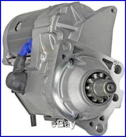 New 24v 11t Osgr Starter Motor Fits John Deere Excavator 120 120c 120d 160clc