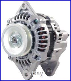 New 24v 30a Alternator John Deere Excavator 80c Isuzu Engine 8-97182-289-2