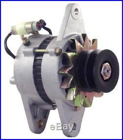 New 24v 40 Amp Alternator Fit John Deere Excavator 135c 225clc Rts Vi181200-4710