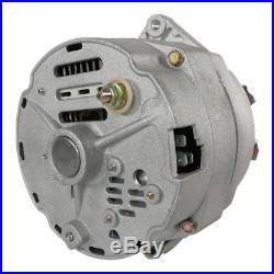 New 24v, 40a, IR, EF, Alternator for John Deere 190E Excavator, 290D 3209D 400G