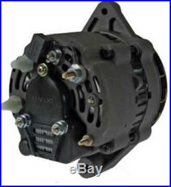 New 24v 55 Amp Alternator Fits John Deere Excavator 290d 490d 495d 590d At115049