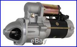 New 24v Starter Motor Fits John Deere Excavator 135c Rts 8970298630 8970298631
