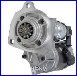New 24v Starter Motor Fits John Deere Excavator 225clc Rts 225c 0-24000-3150