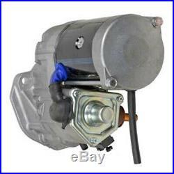 New 24v Starter Motor Fits John Deere Excavator 230lcr 370c 370c LC 228000-6560