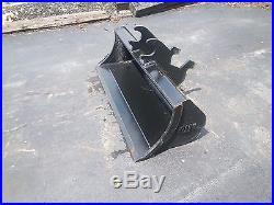 New 48 John Deere 50 ZTS Ditch Cleaning Bucket