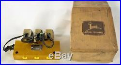 New AT139377 John Deere Solenoid Valve Fits 690D, 690DR, 693B
