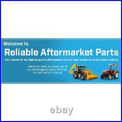 New Alternator Fits John Deere 27C ZTS Excavator 8972251170