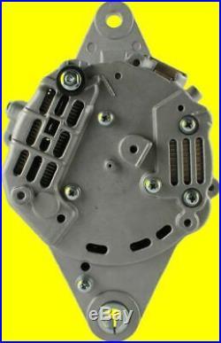 New Alternator For Perkins IR/EF 24-Volt 50 Amp John Deere 470GLC Excavator